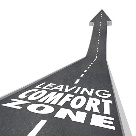 Key to Get out of the Comfort Zone